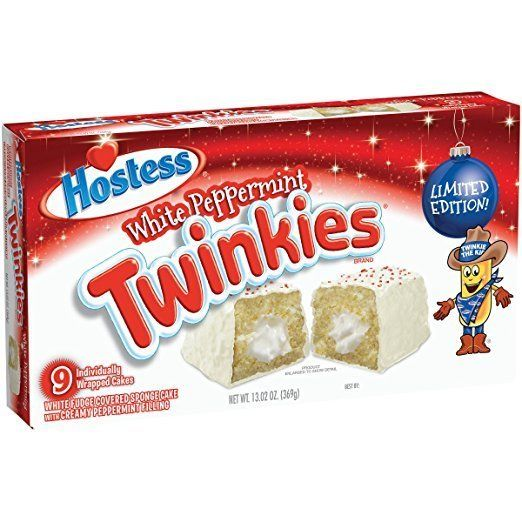 Hostess has issued a voluntary recall of their White Peppermint Twinkies over concerns of potential salmonella contamination.