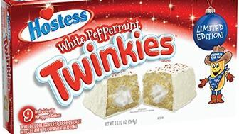 Hostess has issued a voluntary recall of their White Peppermint Twinkies over concerns of salmonella contamination