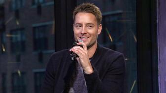NEW YORK, NY - JANUARY 10:  Actor Justin Hartley attends the Build series to discuss 'This Is Us' at AOL HQ on January 10, 2017 in New York City.  (Photo by Jim Spellman/WireImage)