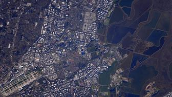 "Levi's Stadium in Santa Clara, California, home to Super Bowl 50, as seen from the International Space Station, February 7, 2016. Expedition 46 Commander Scott Kelly, who took the photo, wrote, ""Got to see the #SuperBowl in person after all! But at 17,500MPH, it didn't last long."" REUTERS/NASA/Scott Kelly/Handout   ATTENTION EDITORS - FOR EDITORIAL USE ONLY. NOT FOR SALE FOR MARKETING OR ADVERTISING CAMPAIGNS. THIS PICTURE WAS PROVIDED BY A THIRD PARTY. REUTERS IS UNABLE TO INDEPENDENTLY VERIFY THE AUTHENTICITY, CONTENT, LOCATION OR DATE OF THIS IMAGE. THIS PICTURE IS DISTRIBUTED EXACTLY AS RECEIVED BY REUTERS, AS A SERVICE TO CLIENTS"