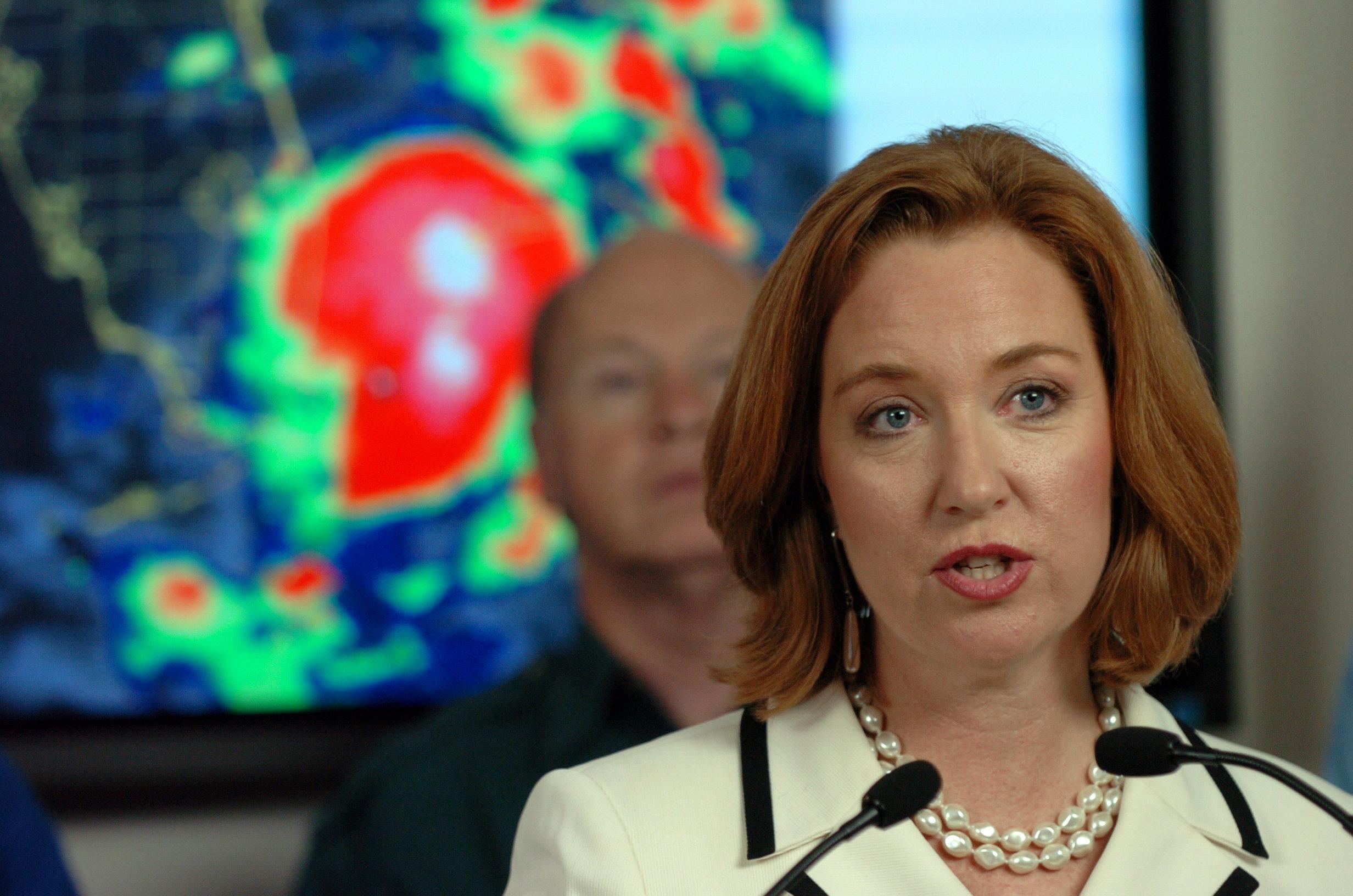 Florida state Rep.Kristin Jacobs (D) says the kratom lobby is like Hitler.