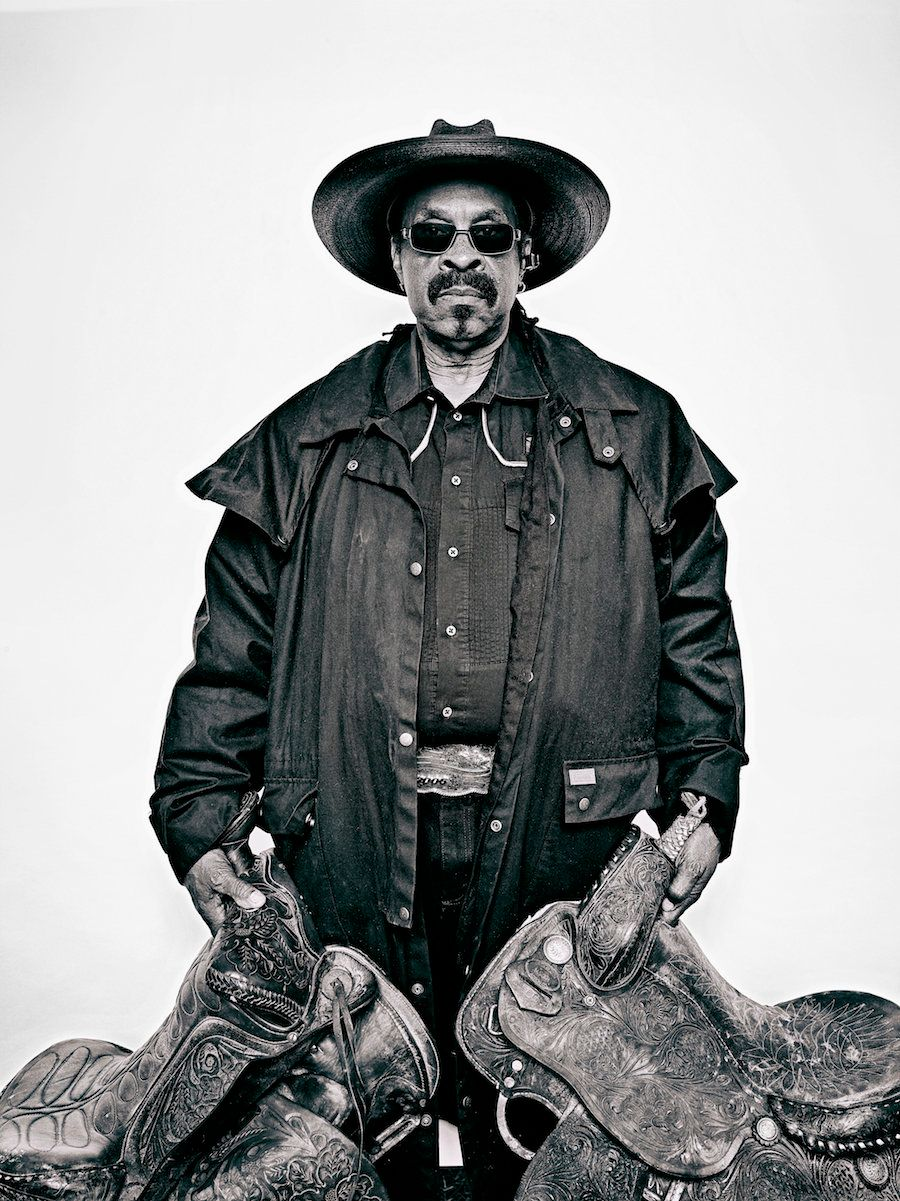a history of black cowboys and the myth that the west was white