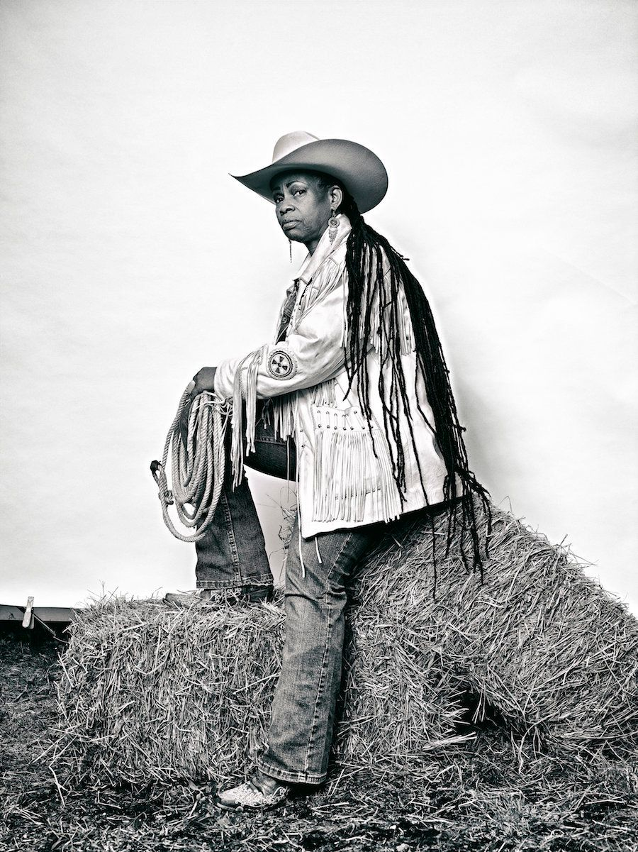 A History Of Black Cowboys And The Myth That The West Was