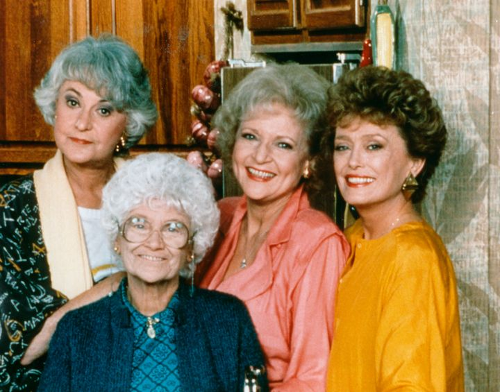 Picture It A Golden Girls Coloring Book Is In The Works Huffpost