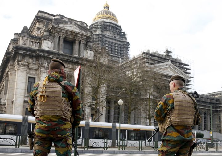 Investigators have determined that at least two of the attackers were communicating with one or several people in Belgium thr
