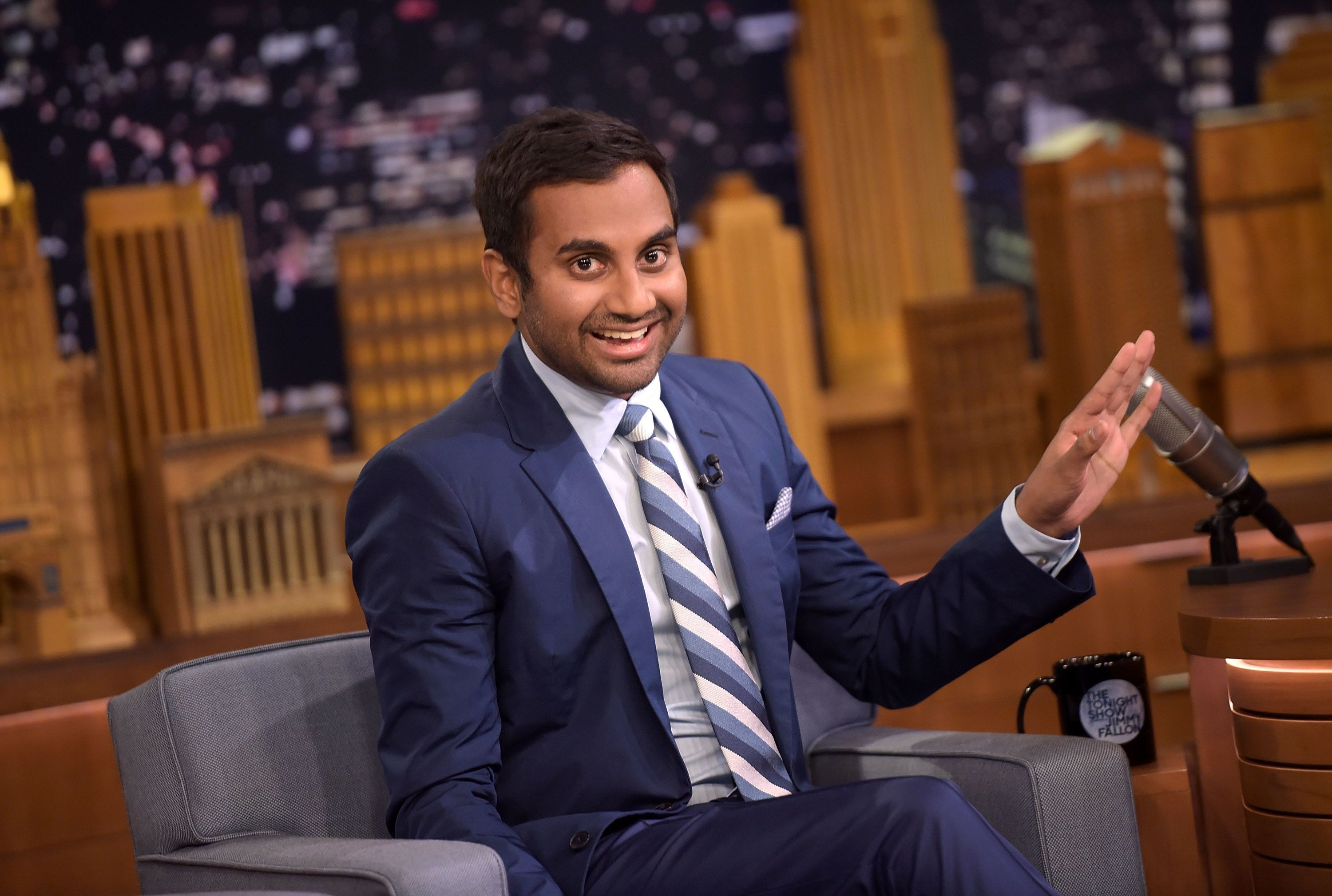 Aziz Ansari Slated To Be 'SNL's' First-Ever South Asian
