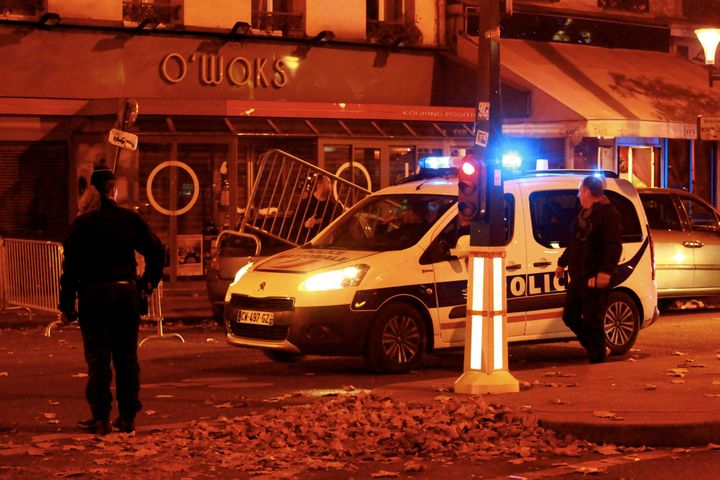 One of the Paris suicide attackers may have had an accomplice with him as he traveled through the Balkans to western Europe.