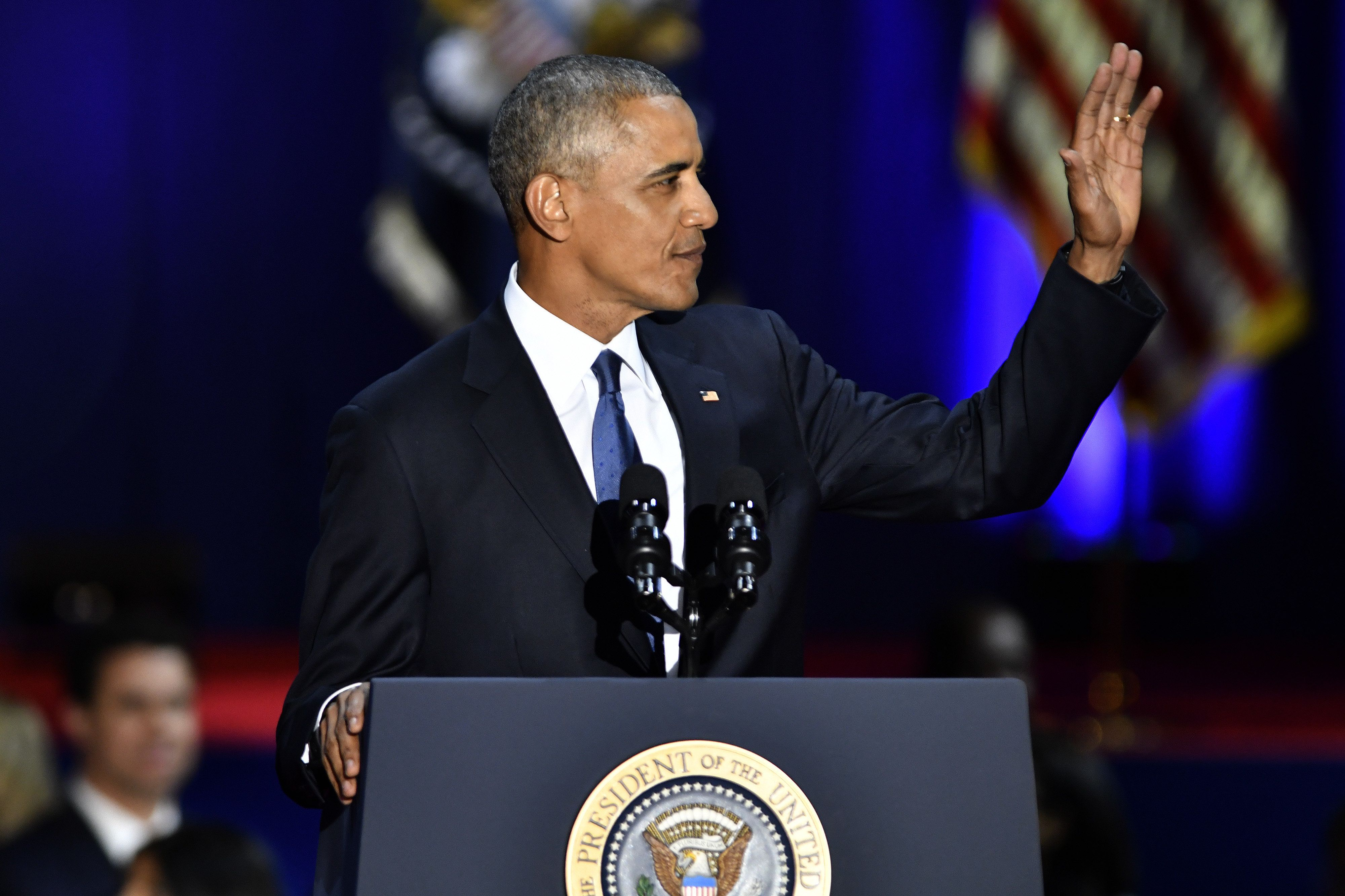 Barack Obama Pays Tribute To Joe Biden: 'I Gained A Brother' By Picking Him As