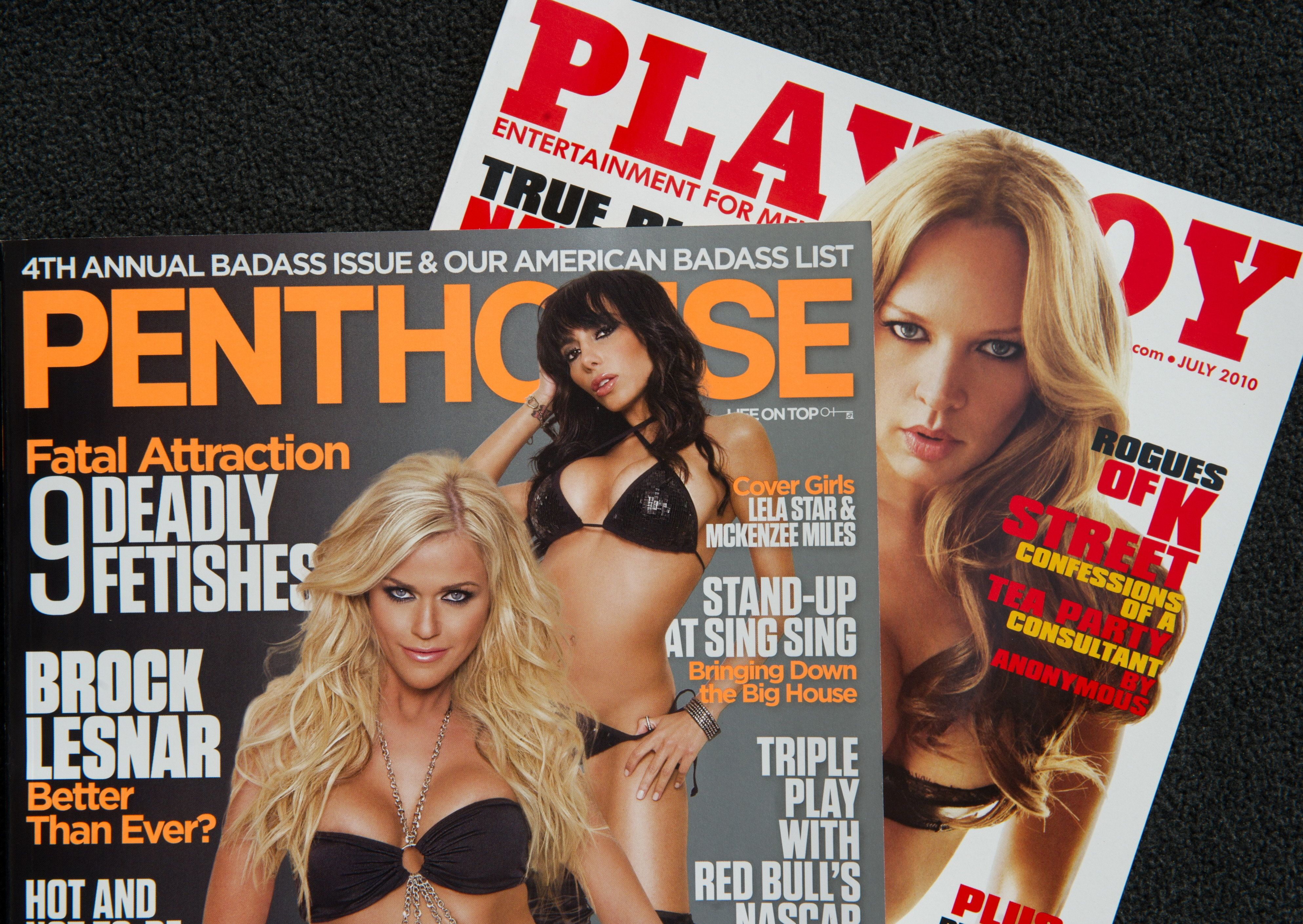 Penthouse Offers $1 Million For Compromising Trump