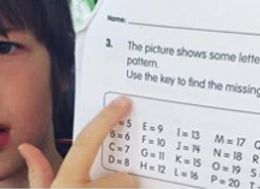Parents Baffled By Complex Maths Question Designed For Six-Year-Olds