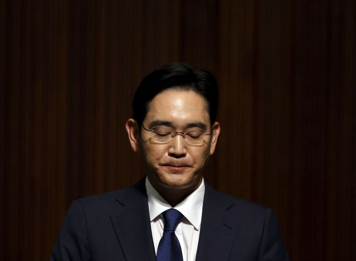 Jay Y. Lee, chairmanhas been leading Samsung since his father, Lee Kun-hee, was incapacitated by a heart attack in 2014