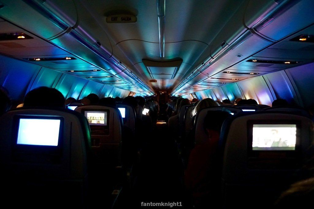 Can't Sleep On Planes Anymore? This Is Why