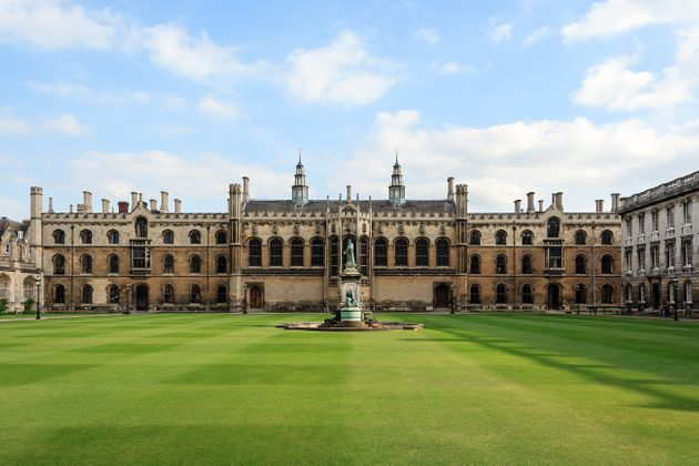 Undergraduate applications from EU students to Cambridge University have dropped by 14% since