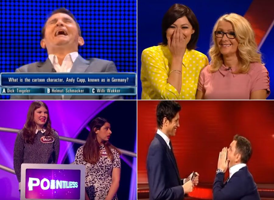 The Most Memorable British Game Show Moments
