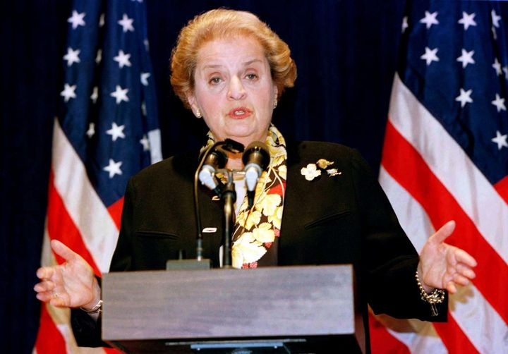 "Madeleine Albright once called America ""the world's indispensable nation."""