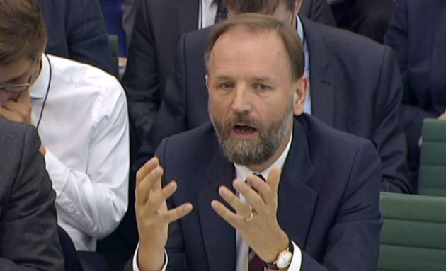 NHS Chief Simon Stevens Destroys Theresa May's Claim That Health Service Has Enough