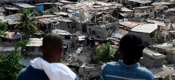 7 Years After Haiti's Earthquake, Millions Still Need Aid