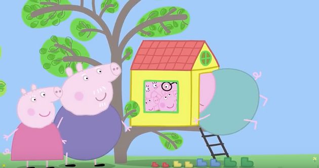 OK, Can Peppa Pig Stop Fat-Shaming Daddy Pig All The
