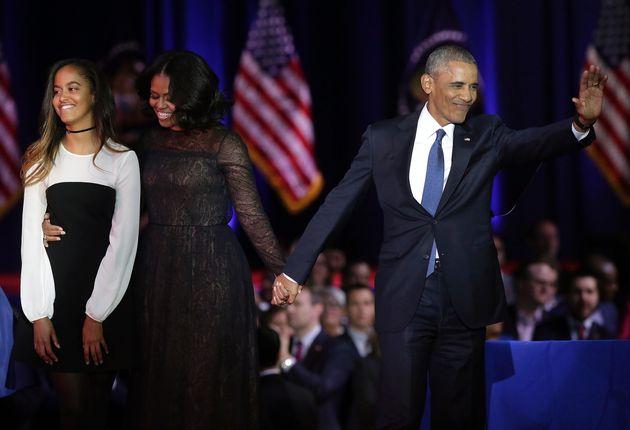 Bush twins write heartfelt letter to Obama sisters