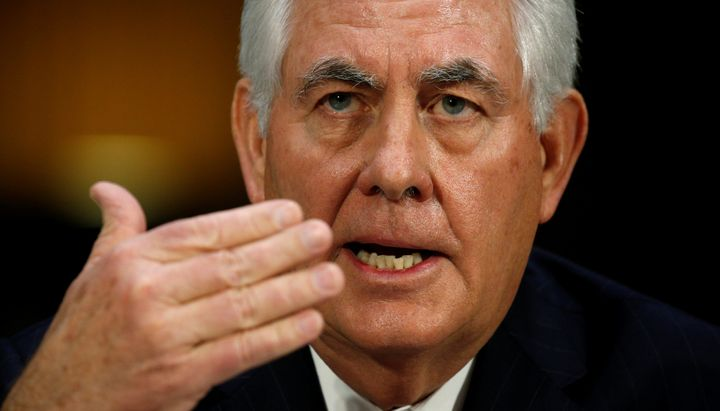 "Rex Tillerson said the ""half a billion dollars"" spent on family planning in developing countries was ""an im"
