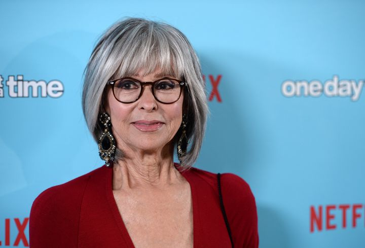 Rita Moreno's Shocking Anecdote About Her 'West Side Story