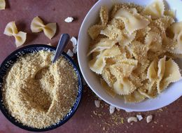 How To Make Vegan 'Parmesan' Cheese (And Make Your Dreams Come True)