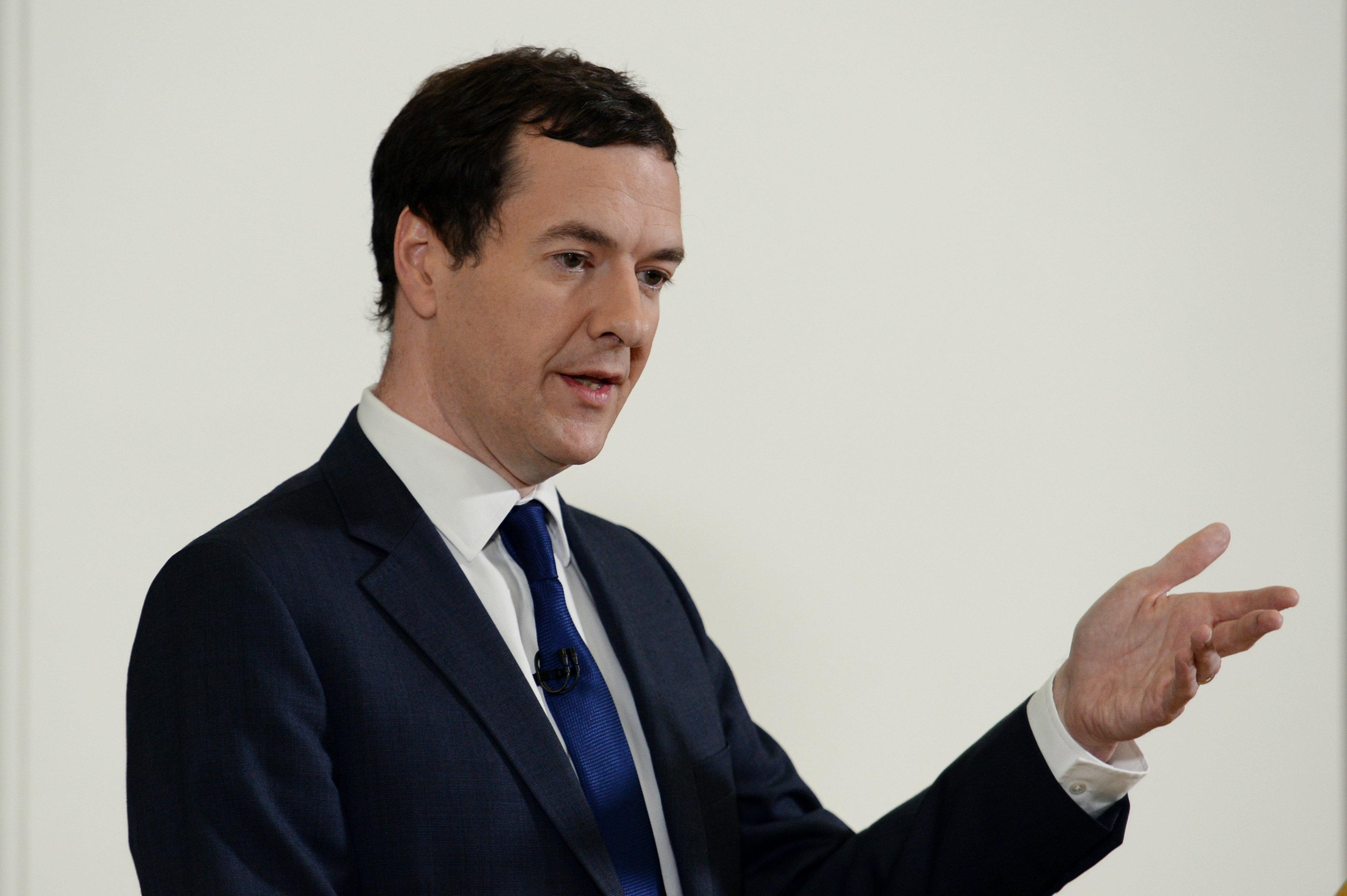 Osborne threatened the emergency budget just aweek before the EU