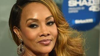 NEW YORK, NY - JANUARY 05:  Actress/TV personality Vivica A. Fox appears on Sway in the Morning on Shade 45 at SiriusXM Studios on January 5, 2017 in New York City.  (Photo by Michael Loccisano/Getty Images)