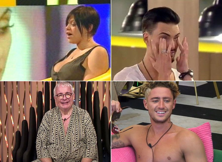11 'Celebrity Big Brother' Moments Producers Chose Not To