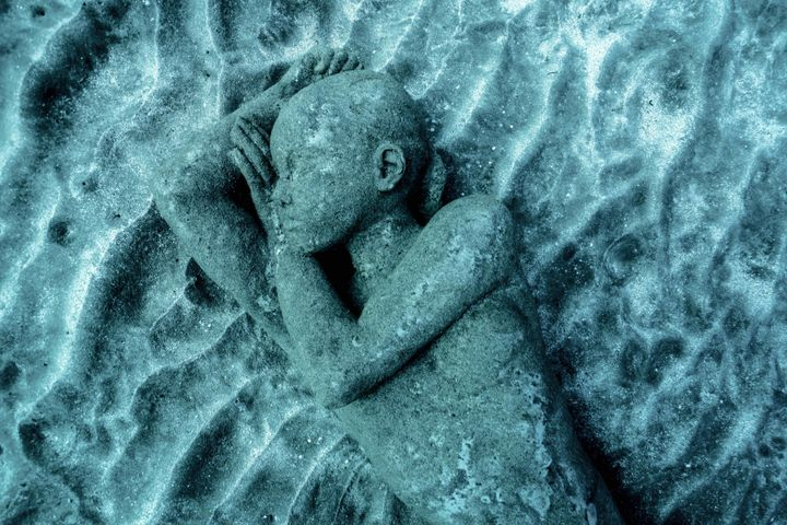 "Some of&nbsp;the museum's figures have been in place for about a year now&nbsp;and have <a href=""https://www.theguardian.com/travel/gallery/2017/jan/10/europes-first-underwater-museum-opens-lanzarote"" target=""_blank"">already received&nbsp;visits</a>&nbsp;from fish, octopuses&nbsp;and stingrays.&nbsp;"