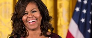 MICHELLE OBAMA ADULT EAST ROOM EVENT HORIZONTAL IN