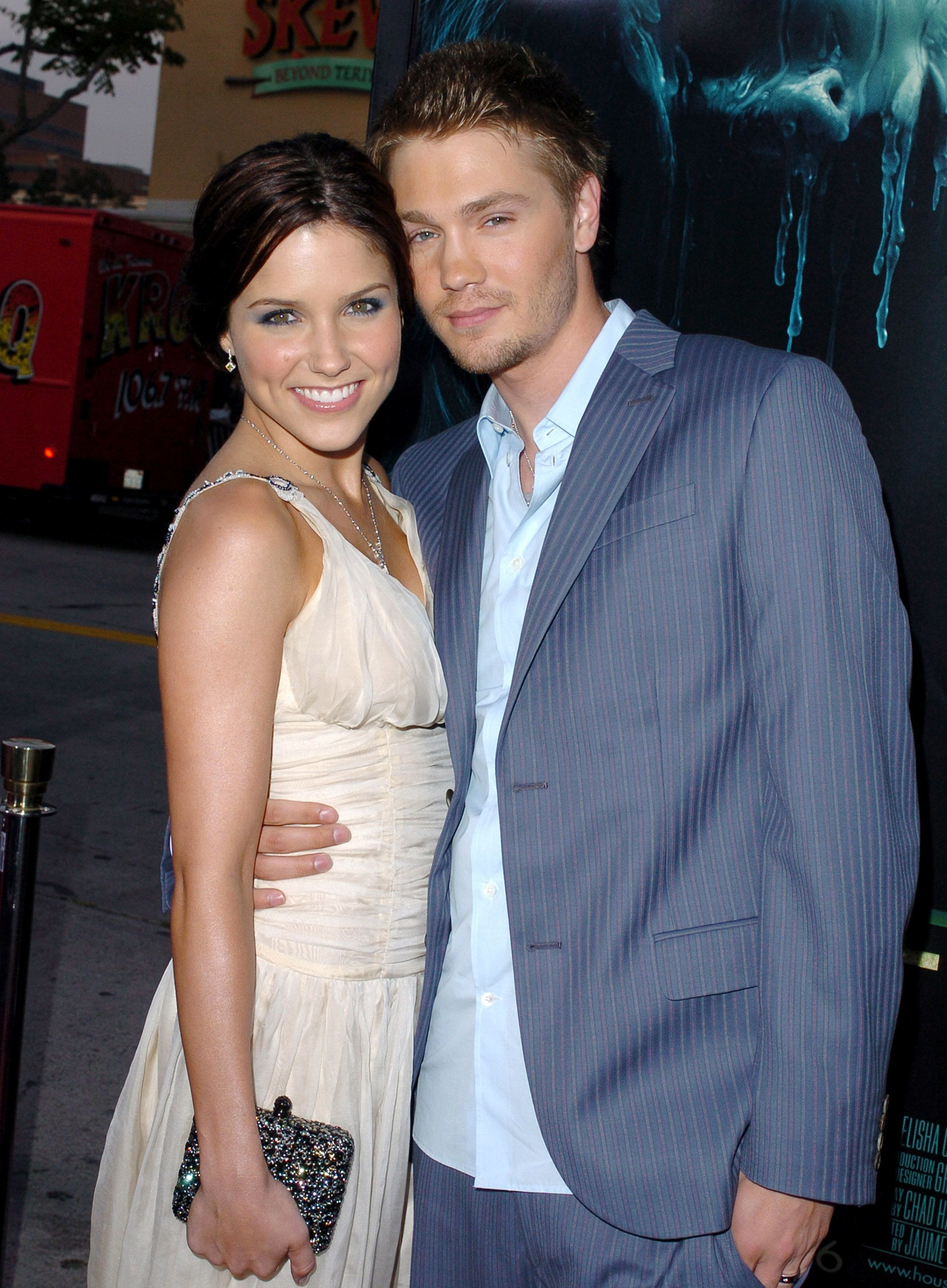 "The ""Chicago P.D."" actress publicly split from Chad Michael Murray in 2005."