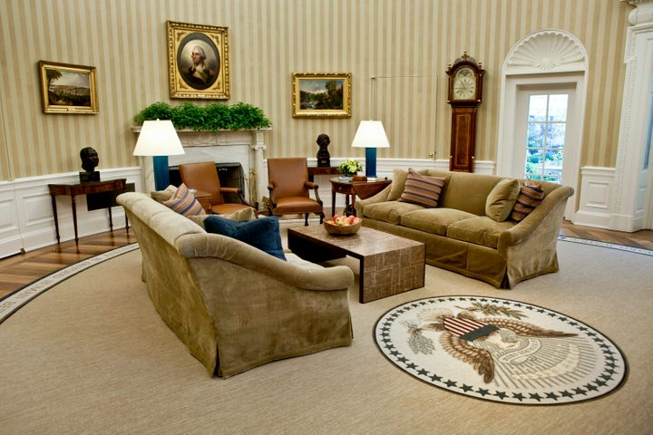 pictures of oval office. Is The Oval Office America\u0027s Most \u0027Sacred\u0027 Space? Pictures Of