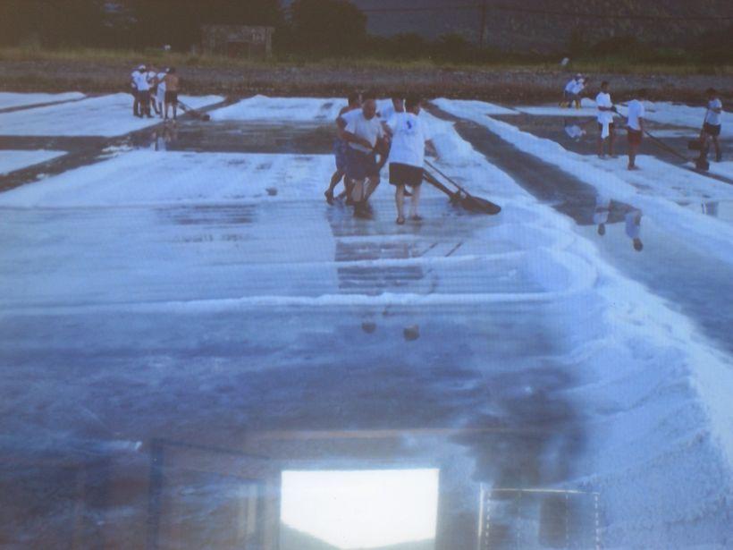 Salt Workers - Solana Ston, Ston