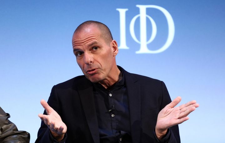 Greece's former finance minister Yanis Varoufakis may not be taking part in the country's upcoming election, but that doesn't