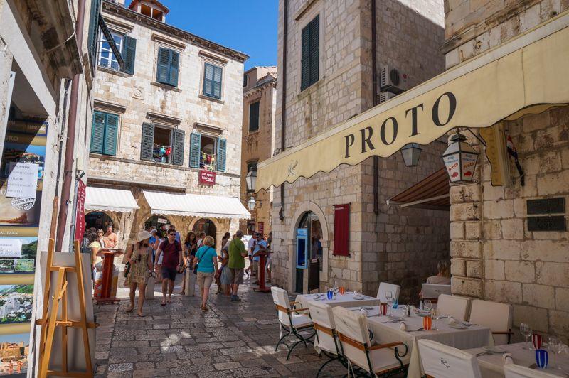 PROTO Restaurant, Dubrovnik