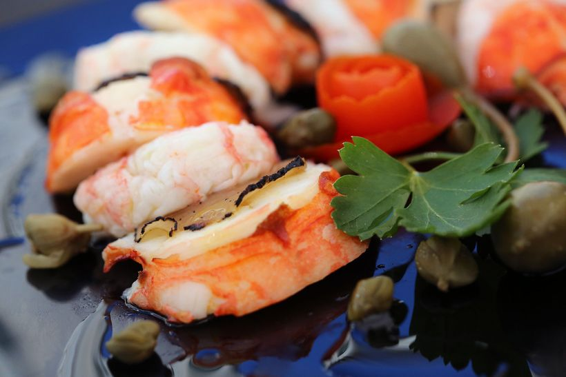 Lobster - PROTO Restuarant, Dubrovnik
