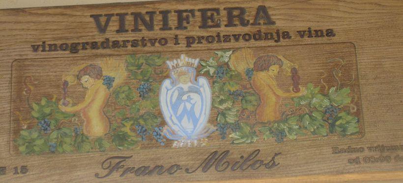 Milos Winery,  Pelješac Peninsula