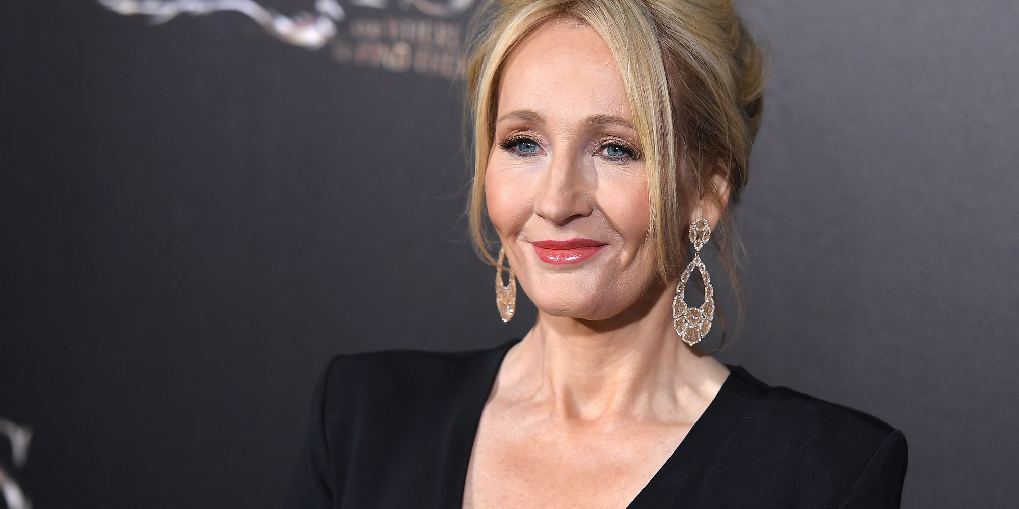J.K. Rowling Went After Trump And His Tiny, Dangerous Fingers