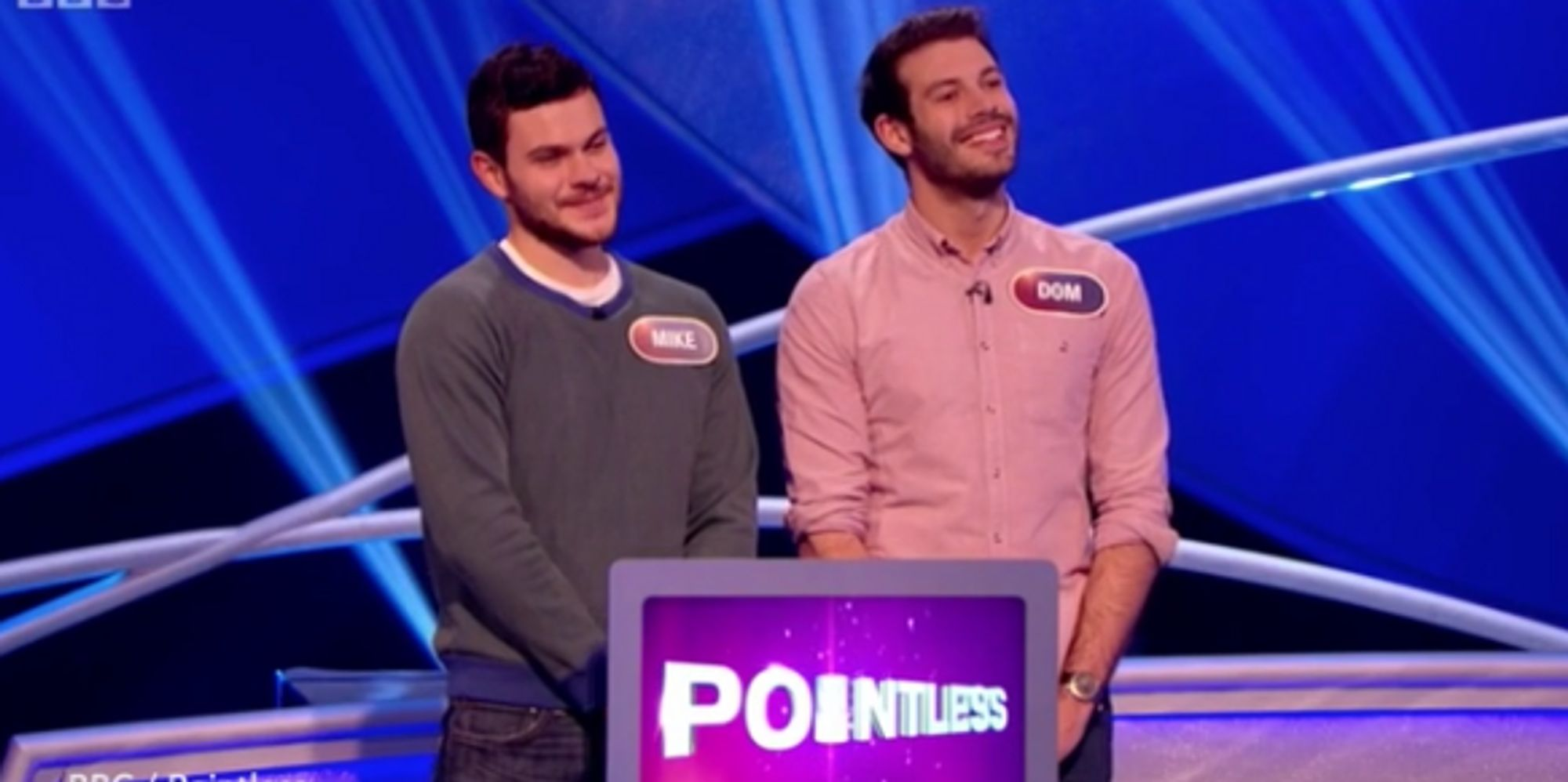 'Pointless' Contestants Win £2,500 Prize Money With 'Wrong Answer'