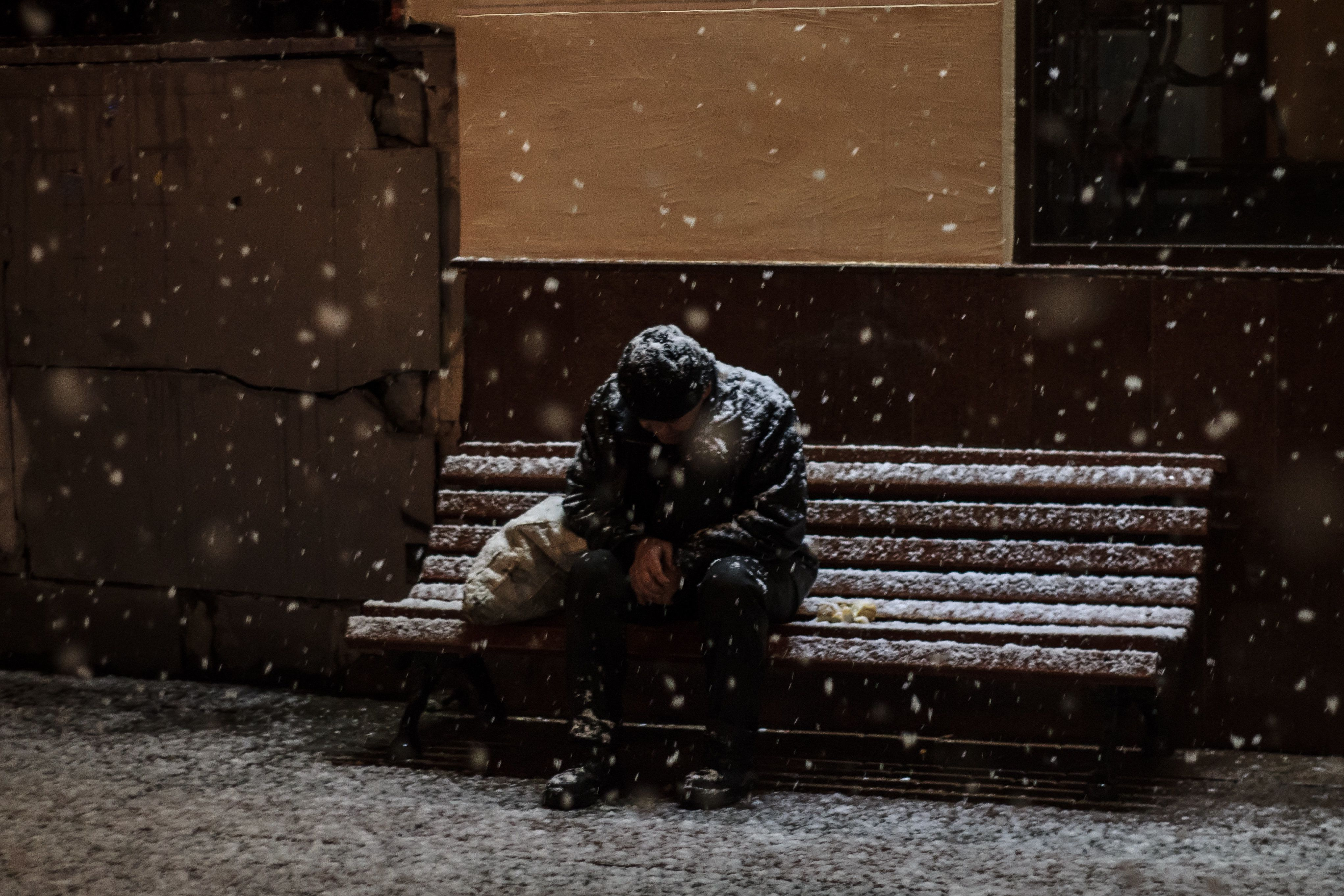 This Is A Brilliantly Simple Yet Effective Way To Help Homeless People As Winter Weather Sets