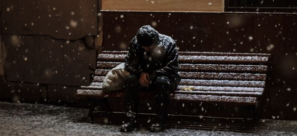 This Is A Brilliantly Simple Yet Effective Way To Help Homeless People As Winter Weather Sets In