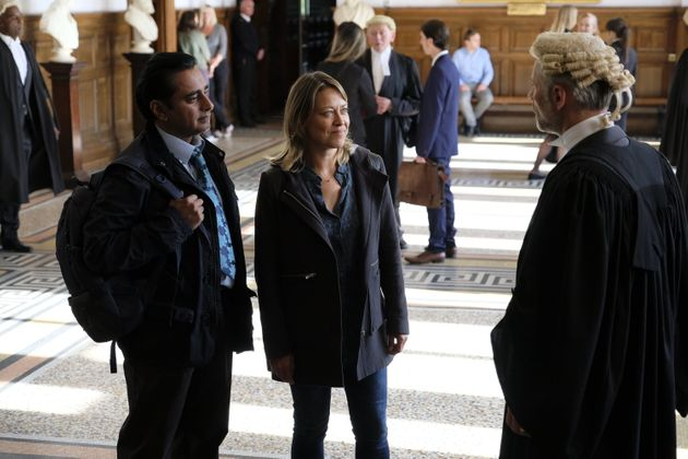 Episode 2 sees Cassie and Sunny find their way to barrister