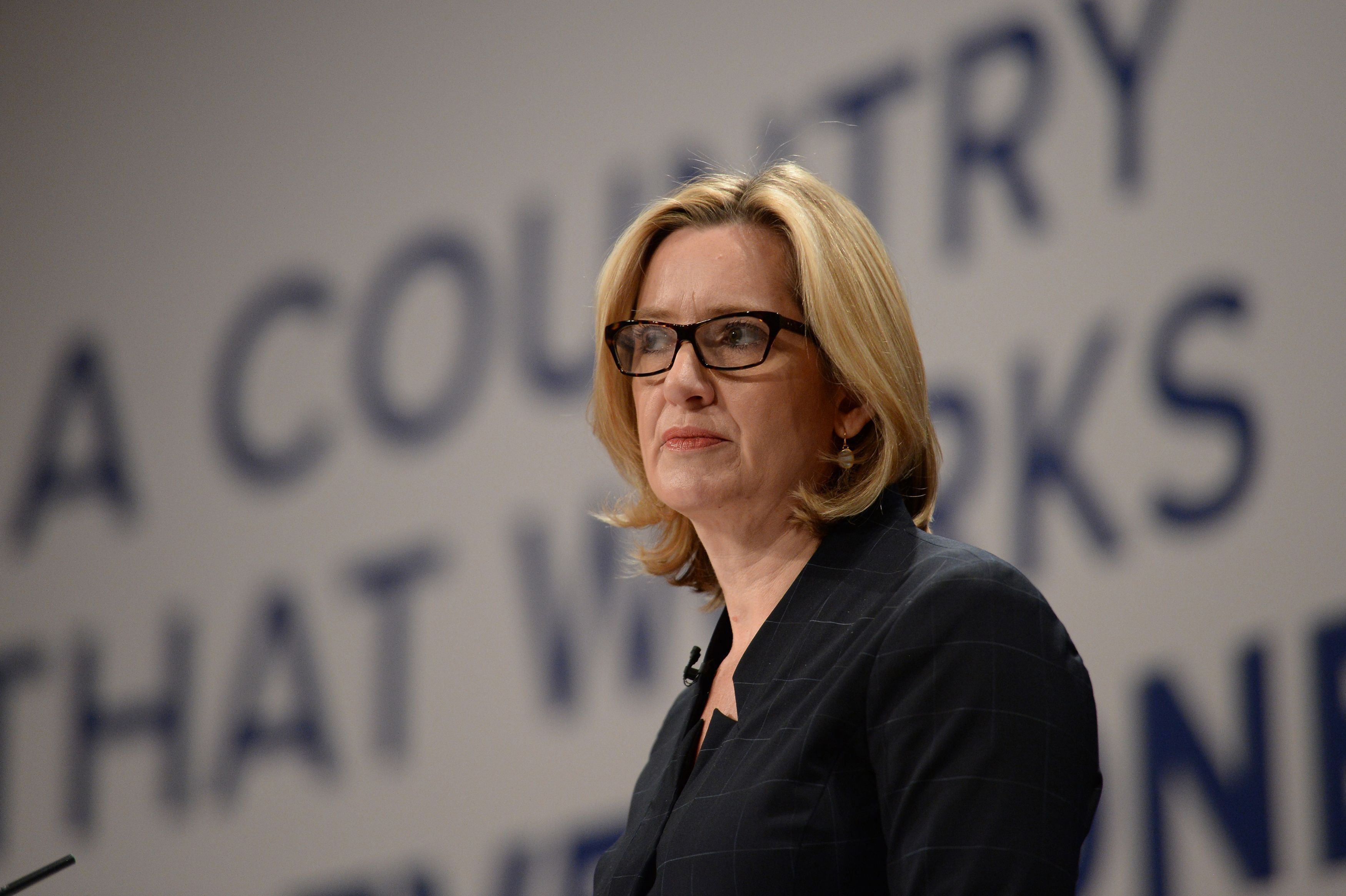 Home Secretary Amber Rudd's international student policy has been criticised by academics and