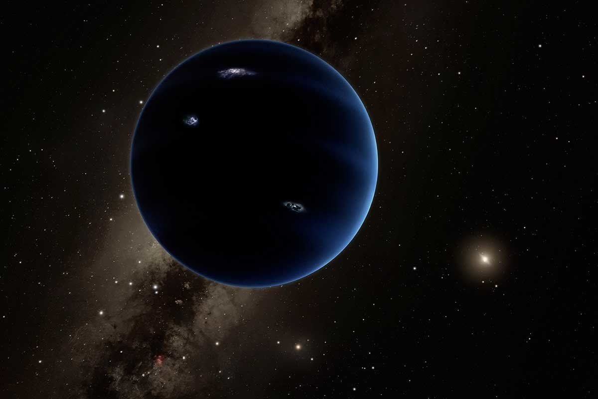 Planet Nine Could Actually Be A Rogue World Captured By Our Solar