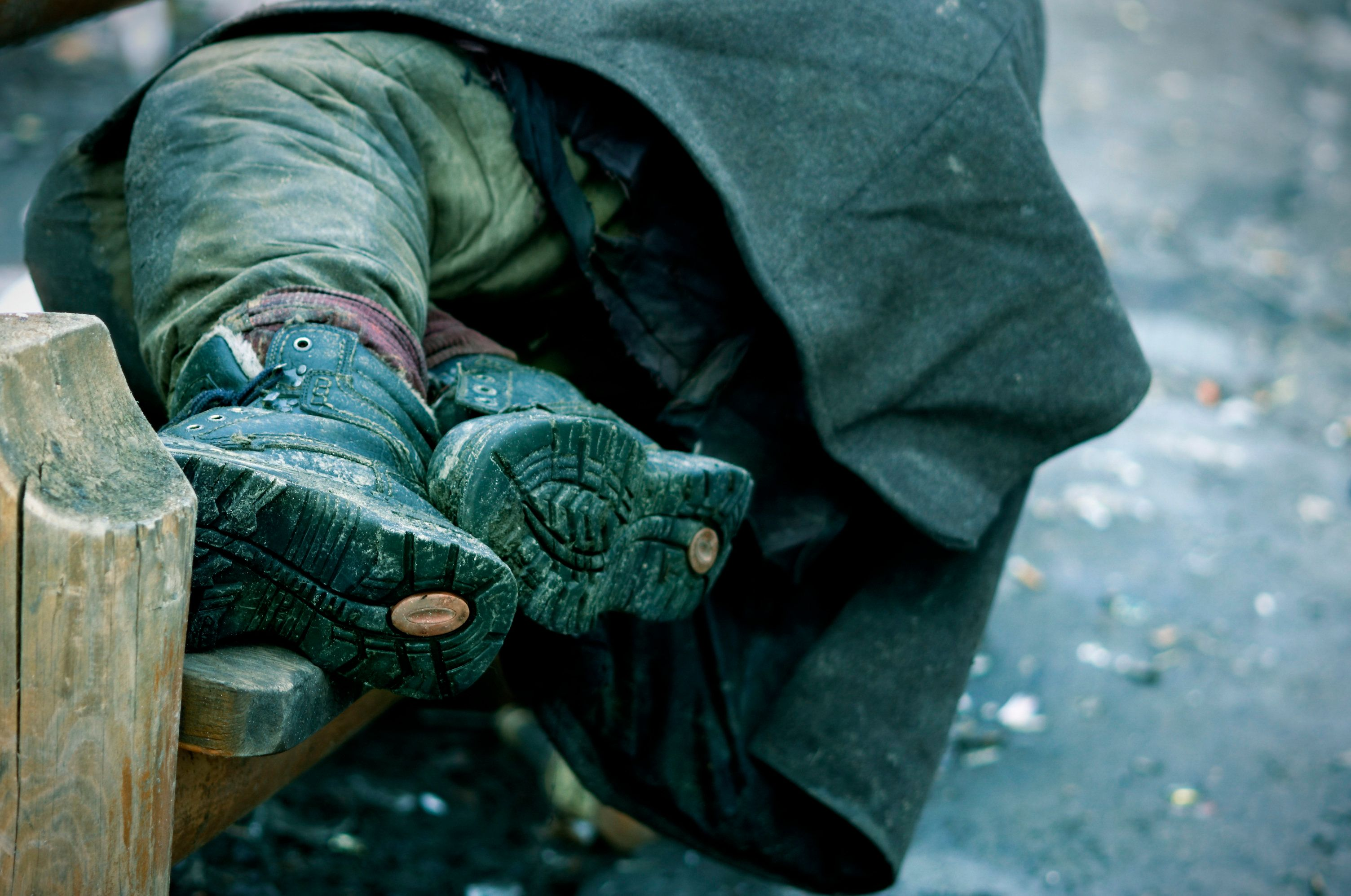 6 Ways You Can Help Homeless People Survive Treacherously Cold Conditions