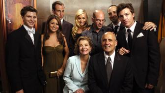 Cast of 'Arrested Development' winner  for Outstanding Comedy Series (Photo by L. Cohen/WireImage)