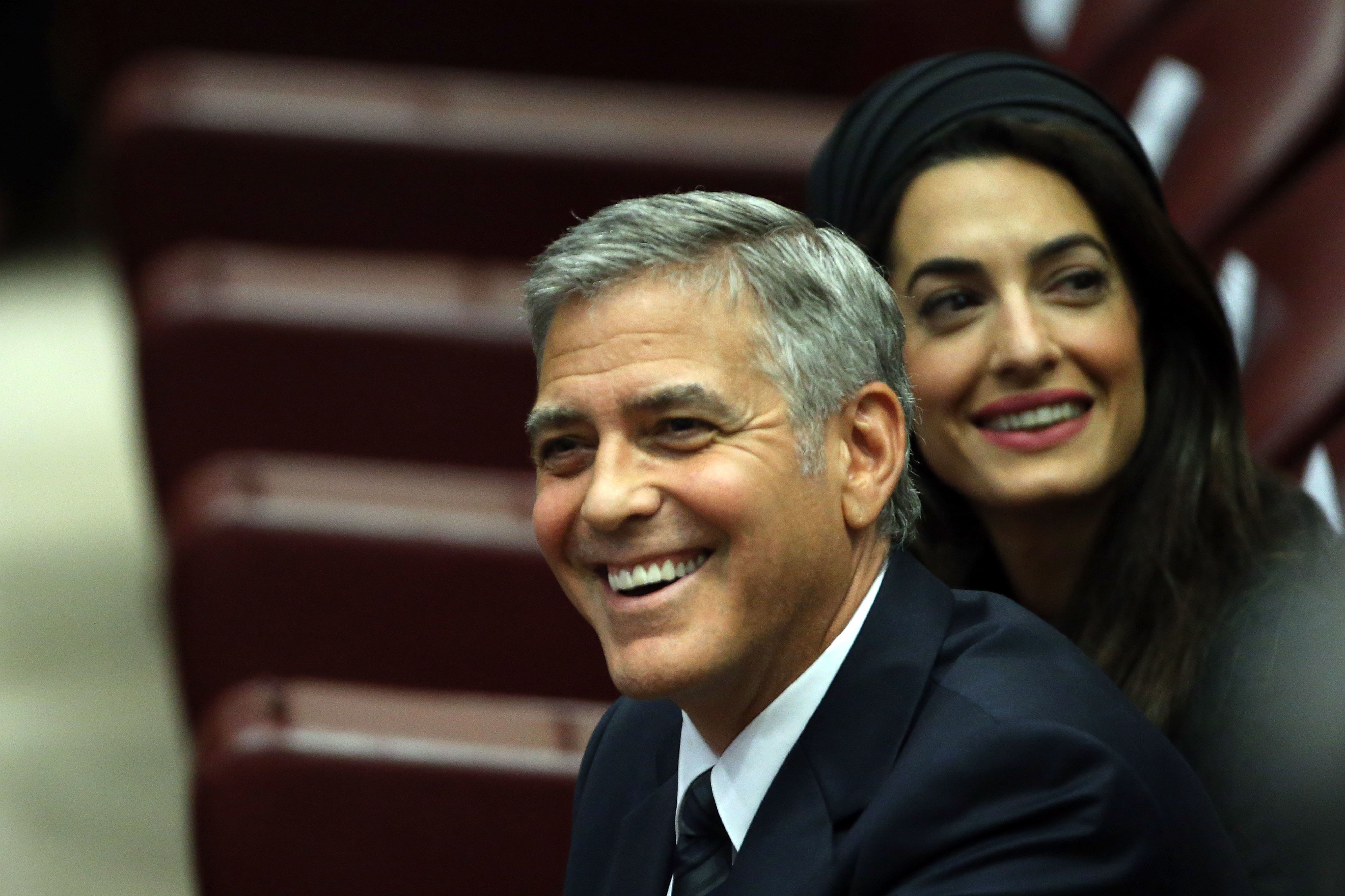 Watch Out, World, Clooney Twins Are On The