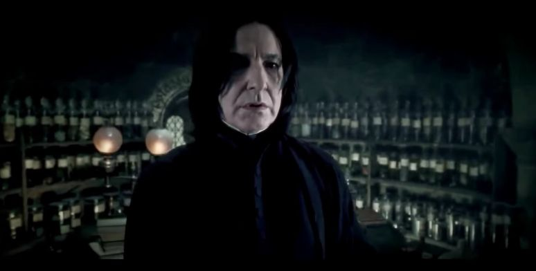 Remembering Alan Rickman With His Most Poignant 'Harry Potter' Scenes