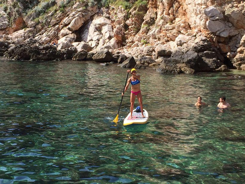 Stefani - SUPing, Dubrovnik
